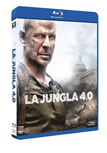 La Jungla 4.0 - Blu-Ray [Blu-ray]