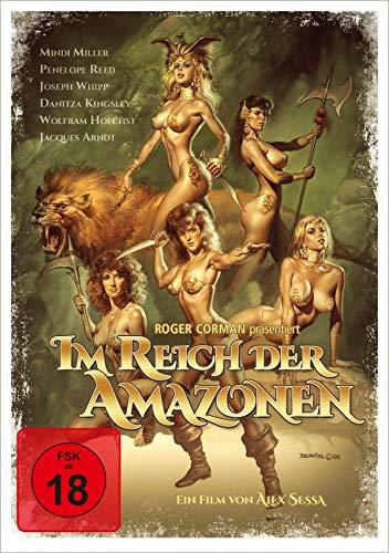 Im Reich der Amazonen [Alemania] [DVD]