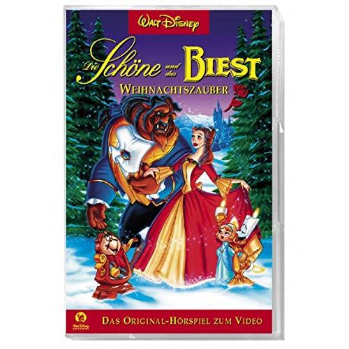 Die Schöne und das Biest - Weihnachtszauber [Musikkassette]