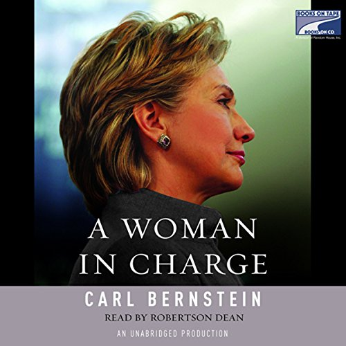A Woman in Charge Titelbild