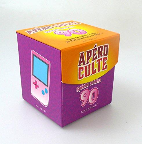 Apéro culte spécial années 90'