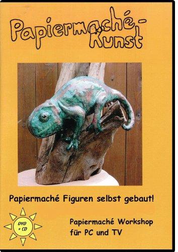 Papiermaché Figuren selbst gebaut