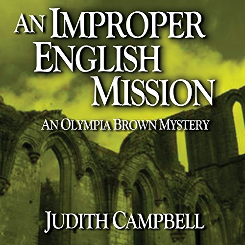 An Improper English Mission audiobook cover art