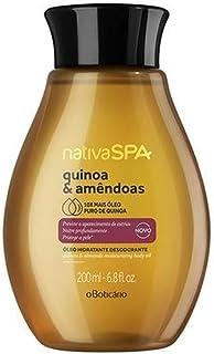 Nativa SPA Óleo Hidratante Desodorante de quinoa e amêndoas - Cód. 75441
