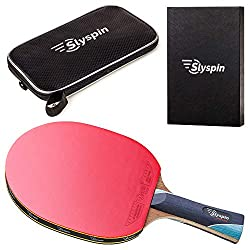 Slyspin Rapture Professional Ping Pong Paddle