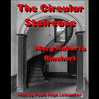 The Circular Staircase audiobook cover art