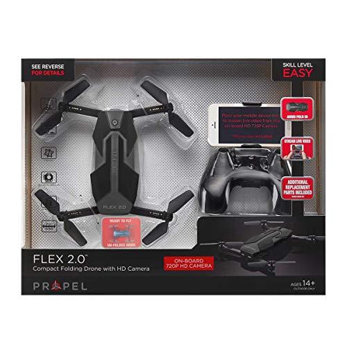 Costco Flex 2.0 Compact Folding Drone with HD Camera