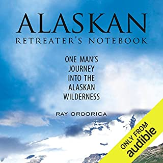 Alaskan Retreater's Notebook audiobook cover art