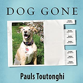 Dog Gone audiobook cover art