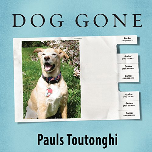 Dog Gone audiobook cover art