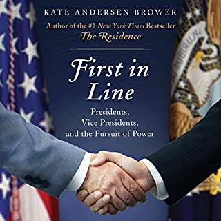 First in Line audiobook cover art