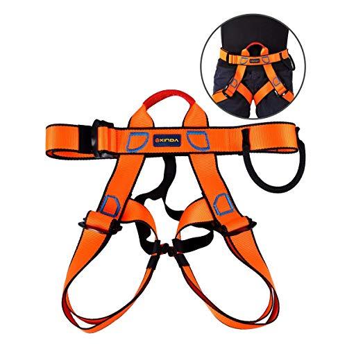 Universal Hüftgurt Klettergurt Sicherheitsgurt für Bergsteigen Klettern Harness Wanderung Outdoor Sport Camping