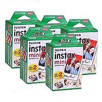 富士フィルム Instax Mini 100 フィルム 富士フィルム 7S 8 25 50S 90 300 インスタントカメラ 共有SP-1 ホワイト 5パック