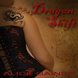 Dragonshift audiobook cover art