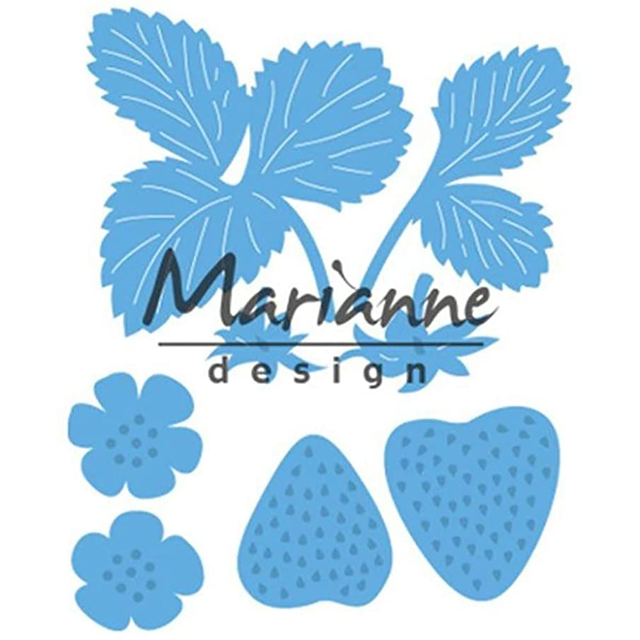 Marianne Design MDLR0510 Creatable Decorative Paper Blue