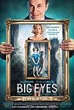 Big Eyes – Christoph Waltz – Film Poster Plakat Drucken