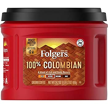 Best folgers columbian coffee ground Reviews