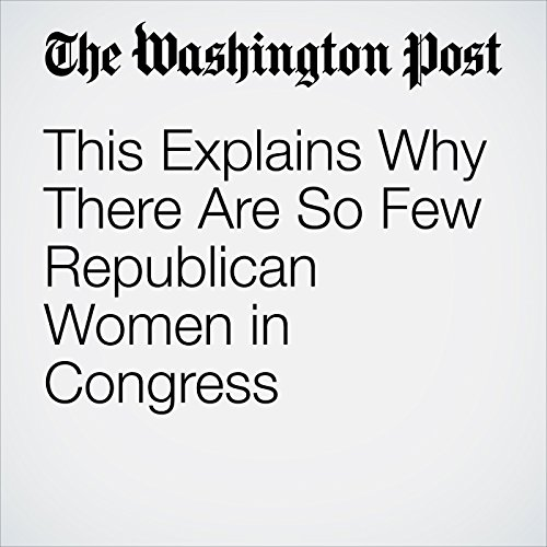 This Explains Why There Are So Few Republican Women in Congress copertina