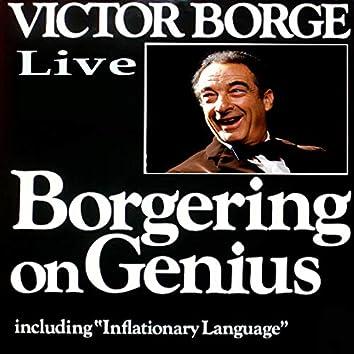 Borgering on Genius (Live)