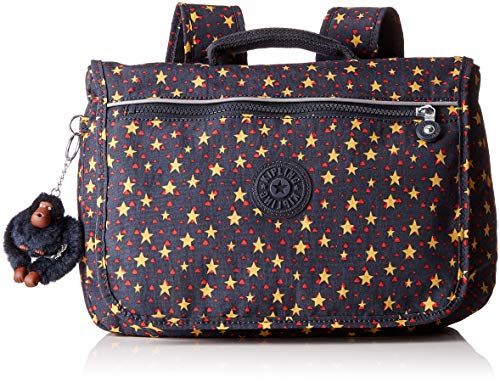 Kipling New School Kinder-Rucksack, 6 Liter, Cool Star Boy