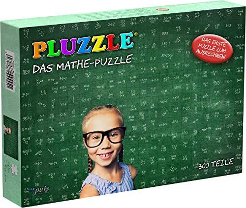 PLUZZLE - Das Mathe-Puzzle: Das erste Puzzle zum Ausrechnen