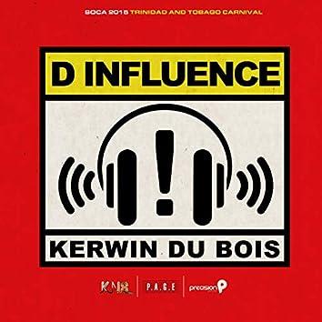 D Influence (Soca 2015 Trinidad and Tobago Carnival)