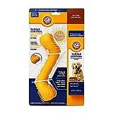 Arm & Hammer Tartar Control EZ Clean Bone con pasta de dientes (sabor a carne de vaca)