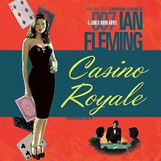 Casino Royale audiobook cover art