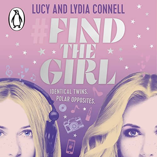 Find the Girl audiobook cover art