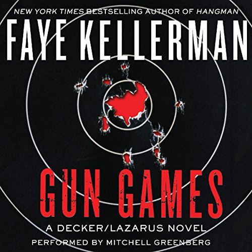 Gun Games audiobook cover art