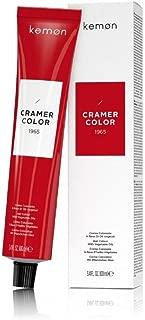 Kemon Cramer Color 1965 Hair Color 6.000 Dark Super Natural Blonde 2.8 Ounce 80 Milliliters