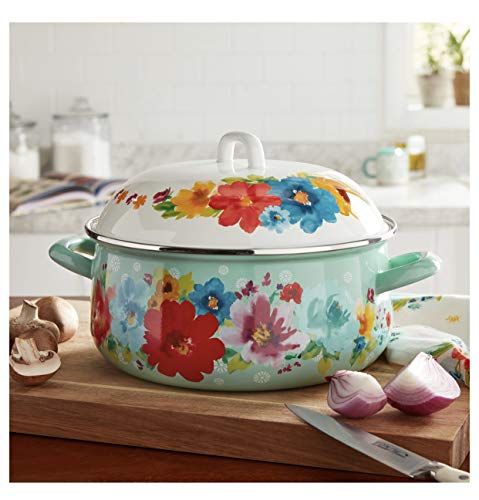 The Pioneer Woman 4 QT Dutch Oven with Lid