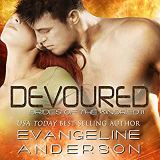 Devoured audiobook cover art