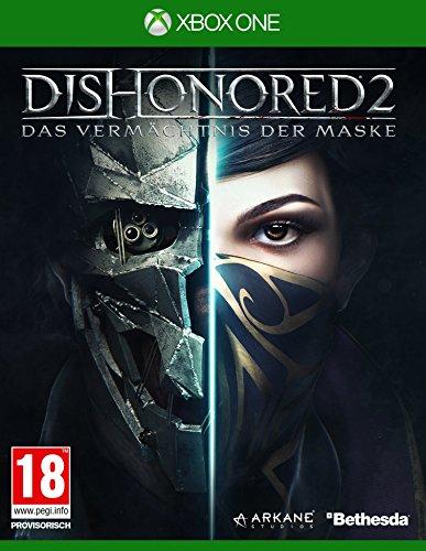 Dishonored 2: Das Vermächtnis der Maske [AT-PEGI] - [Xbox One]