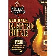 Hal Leonard - Guitarra eléctrica para principiantes (DVD)