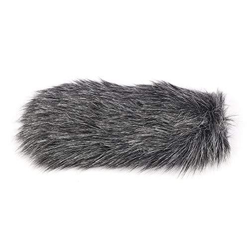 Mugast Microphone Furry Voorruit Kunstbont Microfoon Wind Shield voor Filter de Ruis en Maak de Opname Helder.