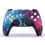 Aufkleber für PS5 Game Entertainment Camouflage Skin Sticker Zubehör für PS5 Controller Joystick...