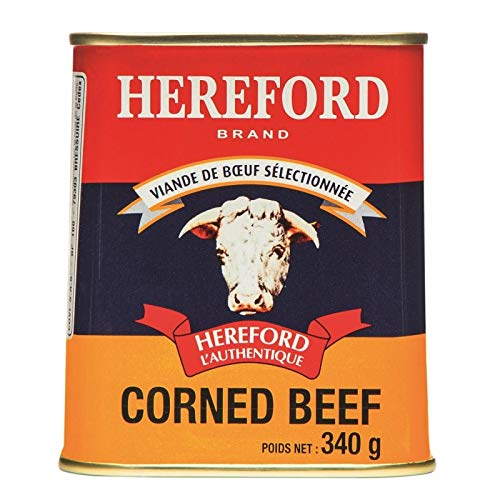 HEREFORD - Corned Beef 340G