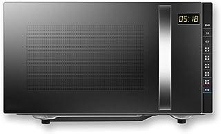 SUQIAOQIAO Horno microondas Micro cocción de Todo-en-uno Inicio microondas Horno de Aire de Dos-en-uno Horno eléctrico de electrodomésticos
