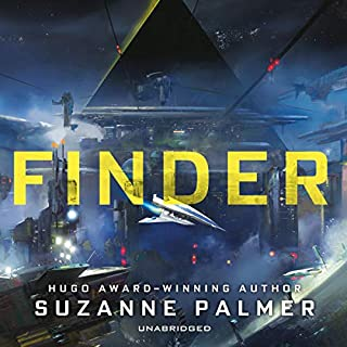 Finder                   By:                                                                                                                                 Suzanne Palmer                               Narrated by:                                                                                                                                 Joe Hempel                      Length: 11 hrs and 45 mins     26 ratings     Overall 4.0