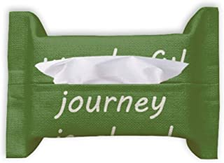 A Wenderful Journey is Ahead Paper Towel Facial Tissue Bag Napkin Bumf