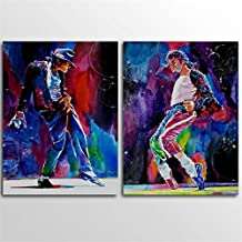 Best oil painting michael jackson Reviews