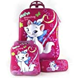 Mdsfe Hot Cartoon Cat 3D Boy Anime Trolley Case niños suben Las escaleras Equipaje Viaje Maleta rodante Chica Cartoon...