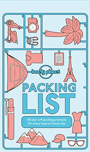Packing List 1 (Lonely Planet)