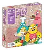 Chalk and Chuckles Bingo lechuga-Letuce Play, Miscelanea (Aquamarine Games CCPPL018) , color/modelo surtido