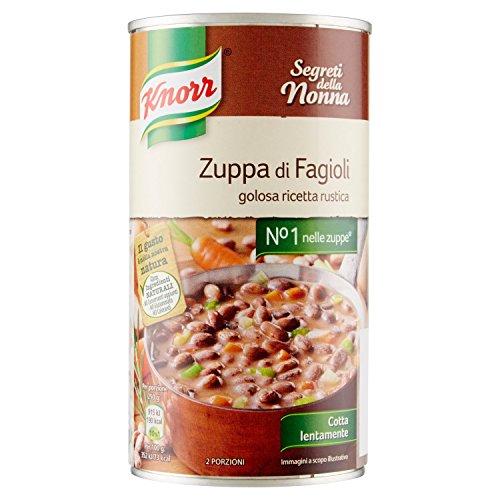 Knorr - Zuppa di fagioli, Cotta lentamente - 500 g