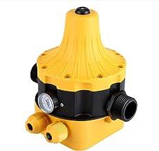 Liyeehao Interruptor de presión de la Bomba de Agua, Interruptor electrónico eléctrico automático con indicador Controlador de presión de Bomba de Agua para Bomba, Bomba de Chorro, Bomba de jardín