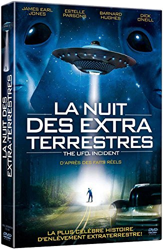 THE UFO INCIDENT(1975) Region free dvd(USA compatible) with english language