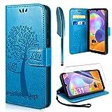 AROYI Handyhülle für Samsung Galaxy A31 Hülle +