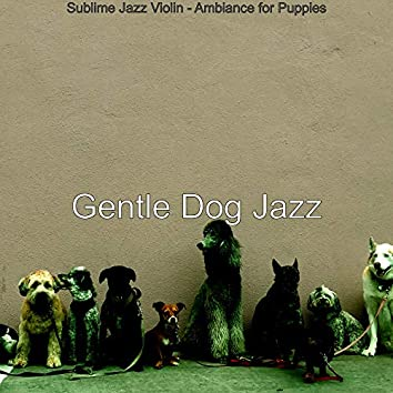 Sublime Jazz Violin - Ambiance for Puppies